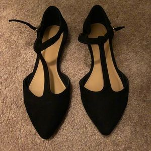 Forever 21 suede flats